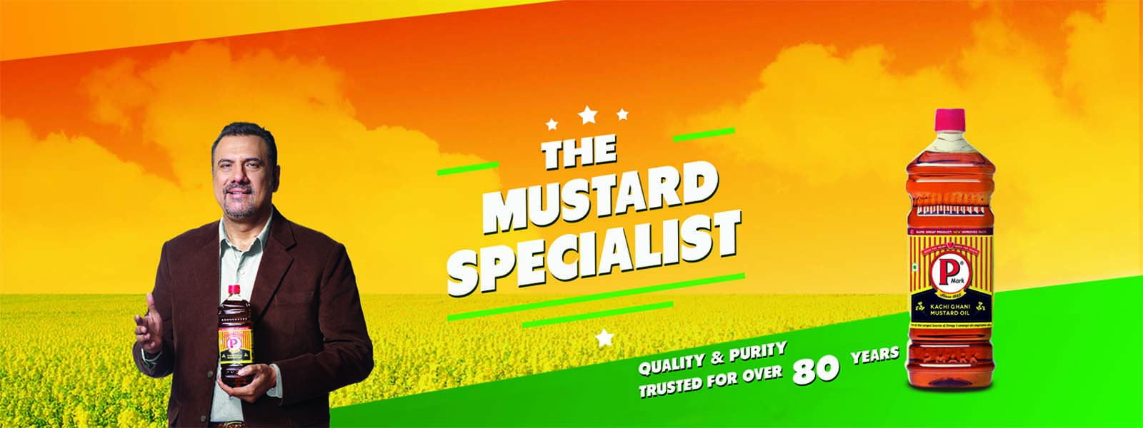 The Mustard Specialist