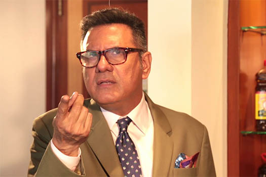 Boman Irani and the Story of a tiny Mustard Seed