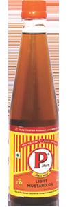P Mark Light Mustard Oil
